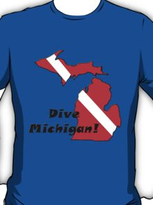 Dive Michigan T-Shirt