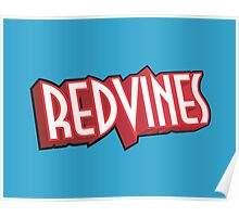 Redvines Poster