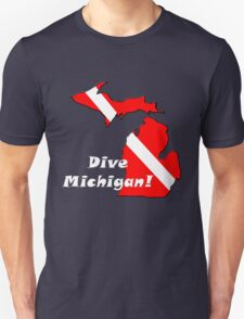 Dive Michigan 2 T-Shirt