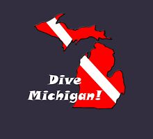 Dive Michigan 2 Unisex T-Shirt