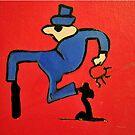 Wee Man on the Run..... by shanemcgowan