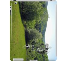 off the parkway iPad Case/Skin