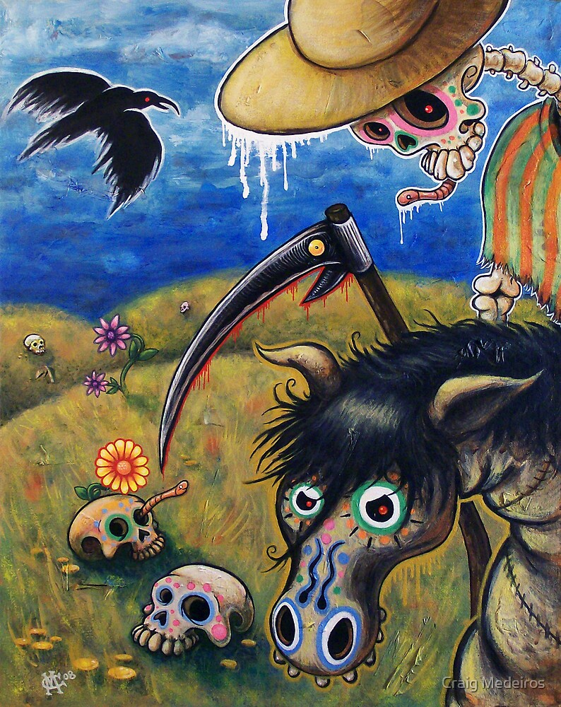 The Nameless One by Craig Medeiros