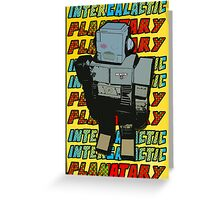 "Beastie Boys ""Intergalactic"" - iPhone Case Greeting Card"