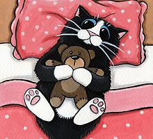 Will You Tuck Me In? by Lisa Marie Robinson