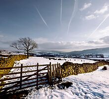 Dales winter by Dan Shalloe