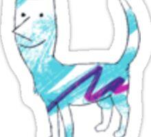 :^) Sticker