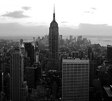 Tallest Building in New York City by Mark Wilson