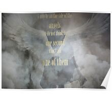 Sherlock Holmes Angels Poster