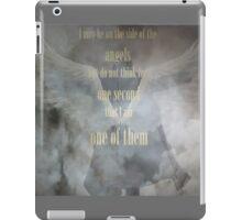 Sherlock Holmes Angels iPad Case/Skin