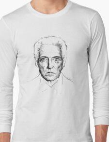 Christopher Walken tshirt and prints Long Sleeve T-Shirt