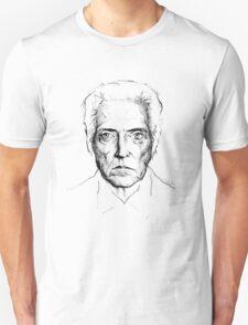 Christopher Walken tshirt and prints Unisex T-Shirt