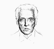 Christopher Walken tshirt and prints Womens Fitted T-Shirt