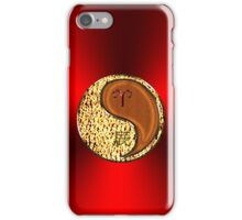 Aries & Dragon Yang Wood iPhone Case/Skin