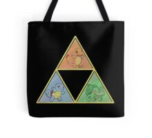 Pokemon Triforce Tote Bag