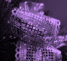 Purple Bow by DottieDees