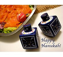 Happy Hanukah! Photographic Print