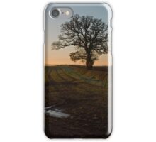 One frosty morning iPhone Case/Skin
