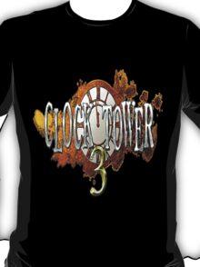 Clock tower 3 T-Shirt
