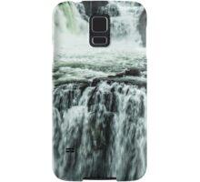Iguazu Falls - Over the Edge 2 Samsung Galaxy Case/Skin