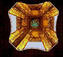 Paris, France - Tour Eiffel from the bottom by tati69
