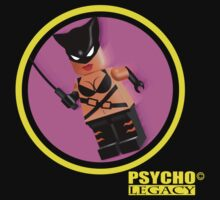 PSYCHO LEGACY T-SHIRT 2 by Gavin  North