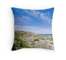 Seal Bay - Kangaroo Island Throw Pillow