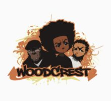 BOONDOCKS WOODCREST  by VariableShinobi