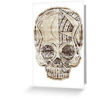 Skull Crusher Greeting Card