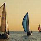 Sailboat Race by ULHALL