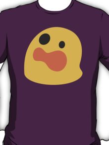 Astonished Face Google Hangouts / Android Emoji T-Shirt