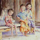 The Grandchildren by Lara  Cooper