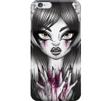 Child of the Moon. iPhone Case/Skin