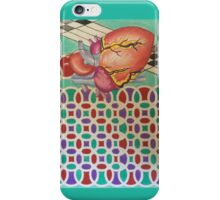 Heart Pattern iPhone Case/Skin