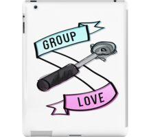 Group Love - Tri Colour Edition iPad Case/Skin