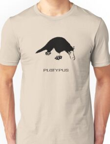 The Terrible Platypus Unisex T-Shirt