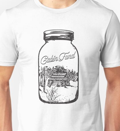 CABIN FUND Unisex T-Shirt