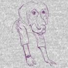 DOG MAN by Allen Yeung