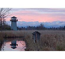 Tennant Lake Lookout Tower Photographic Print