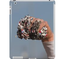 fun confetti at carnival iPad Case/Skin