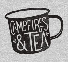 CAMPFIRES & TEA Kids Clothes