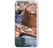 confetti on the hat to the carnival iPhone Case/Skin