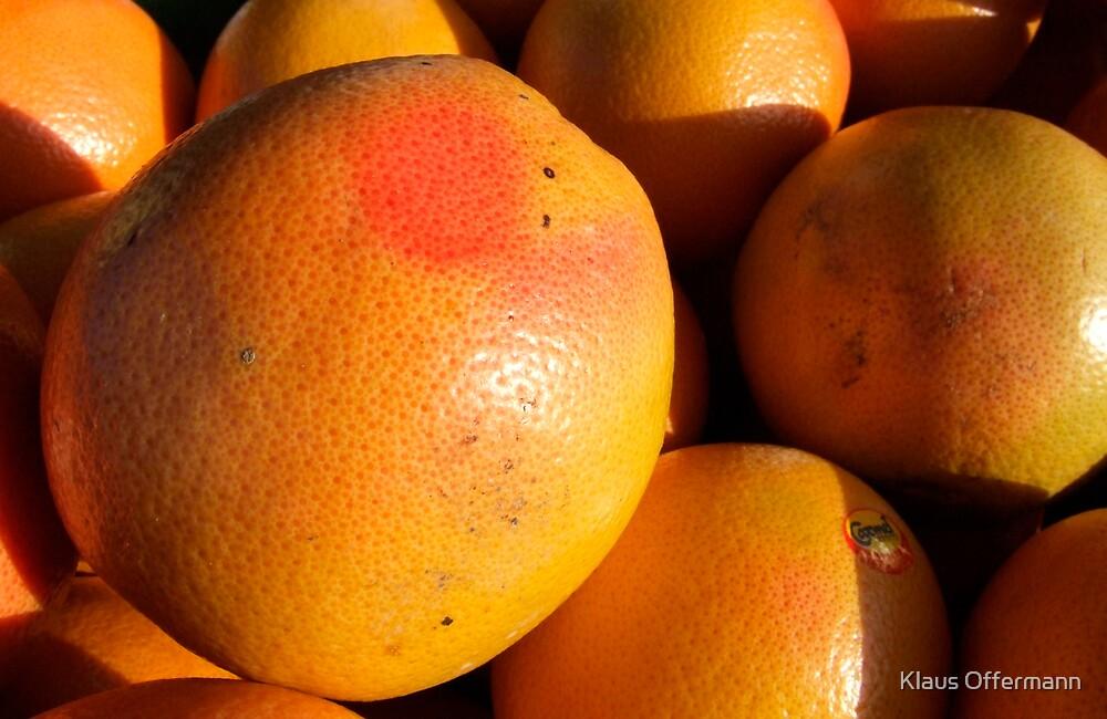 Grapefruit by Klaus Offermann