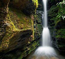 Secret Falls by Anthony Davey