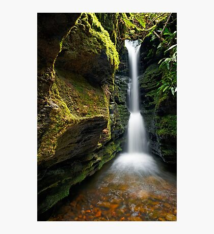 Secret Falls Photographic Print