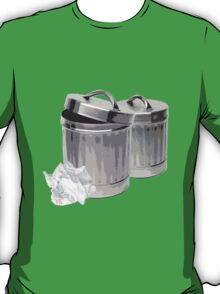 Trash Cans T-Shirt