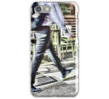 Walking by iPhone Case/Skin