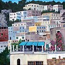 Capri - going home by Carole Russell