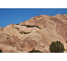 Vasquez Rocks - Another View Photographic Print