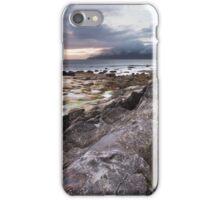 Weather over Rum iPhone Case/Skin